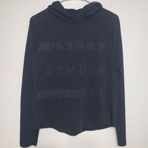Under Armour Women's Hooded long sleeve Size Small